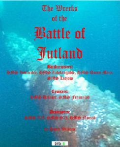 Wrecks of the Battle of Jutland